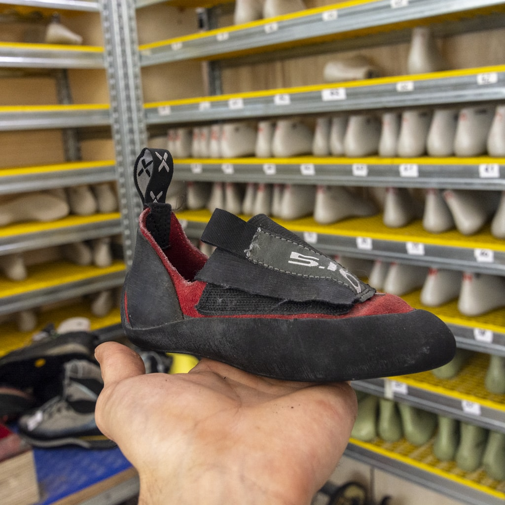 Arco Resoling climbing shoes and hiking shoes (4)